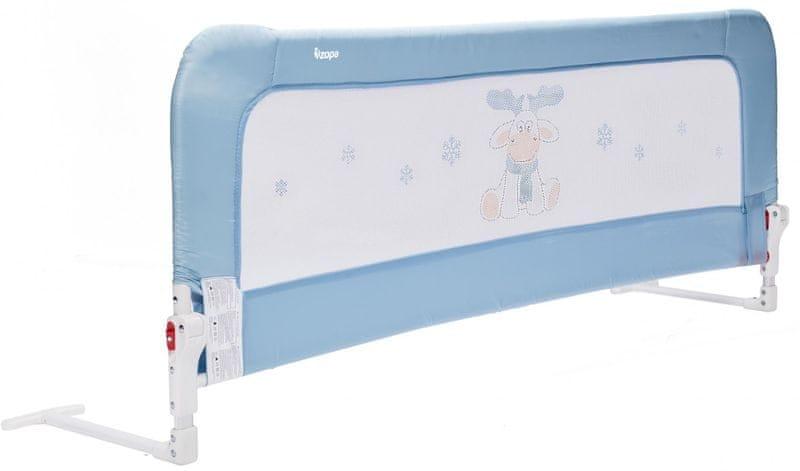 ZOPA Zábrana na postel Monna, Polar Blue