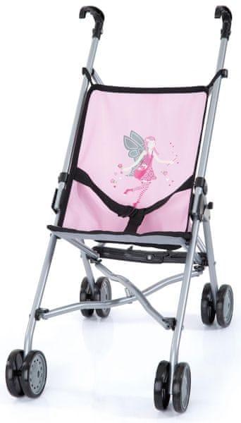 Bayer Design Golfový kočárek Buggy, světle růžový