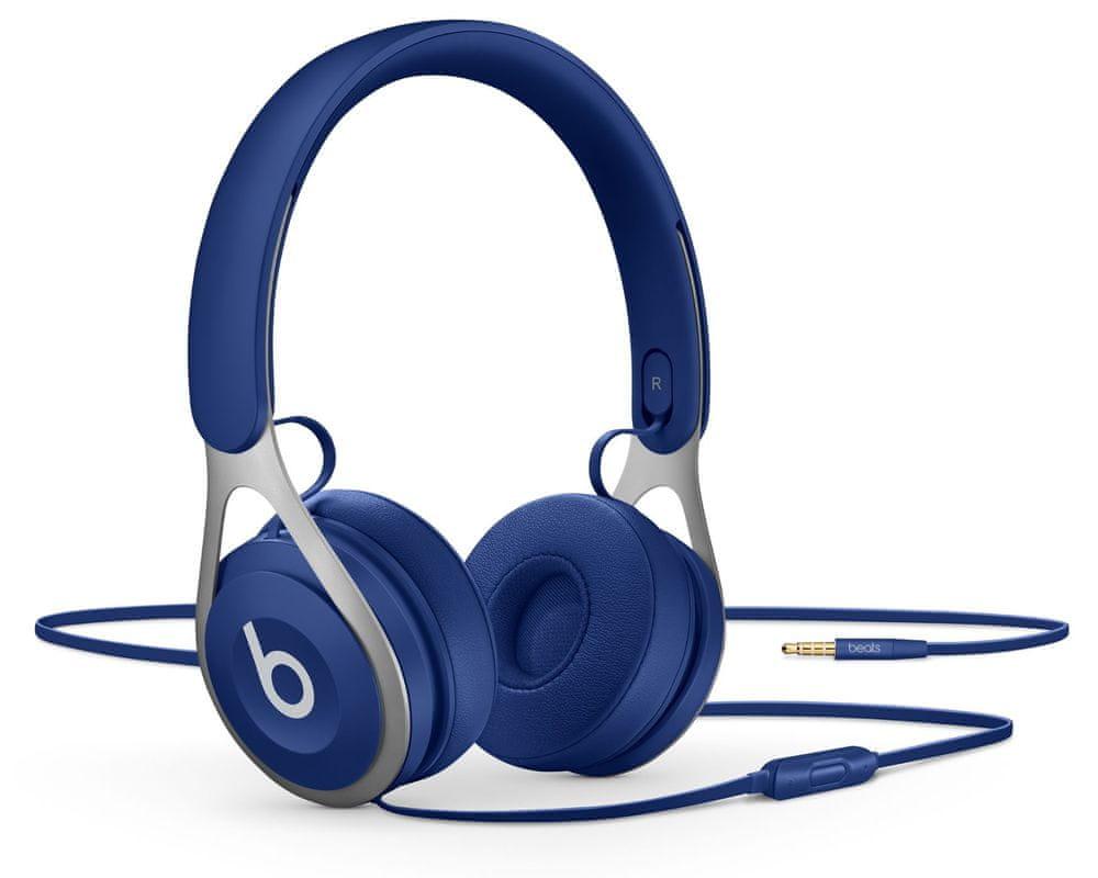 Beats EP sluchátka s mikrofonem modrá (ML9D2EE/A)