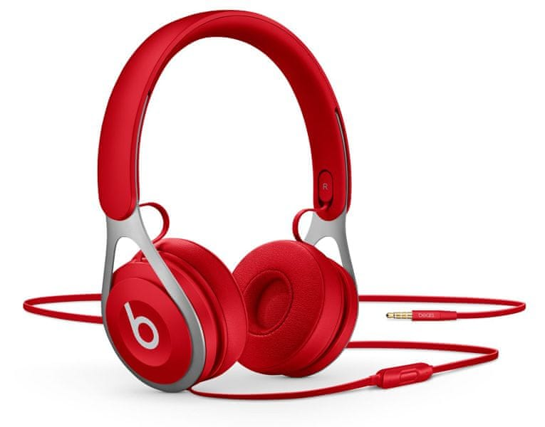 Beats EP, červená (ML9C2ZM/A)