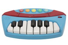 Unikatoy otroški piano pop na baterije