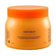 Kérastase maska wygładzajaca Nutritive Masque Oleo-Relax do włosów grubych i nieposłusznych 500 ml