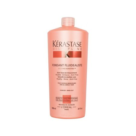 Kérastase balsam Discipline Fondant Fluidealiste nadający włosom gładkość w ruchu 1000 ml