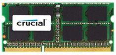 Crucial pomnilnik za prenosnik (RAM) PC3-8500 DDR3 4 GB 1066 MHz (CT4G3S1067MCEU)