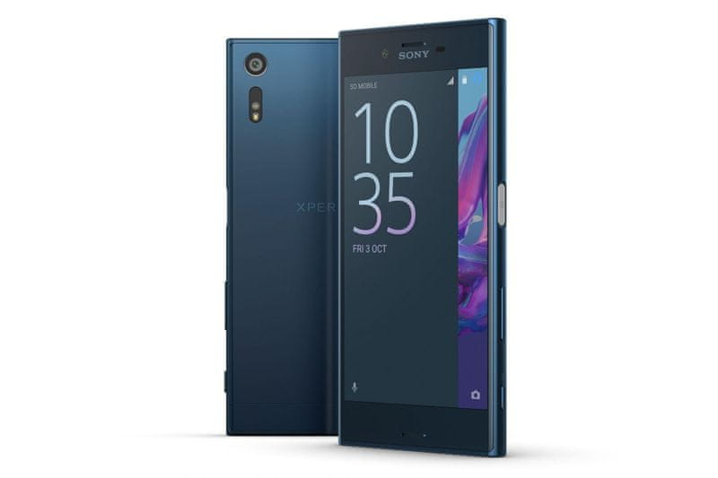 Sony Xperia XZ, Single SIM, Forest Blue