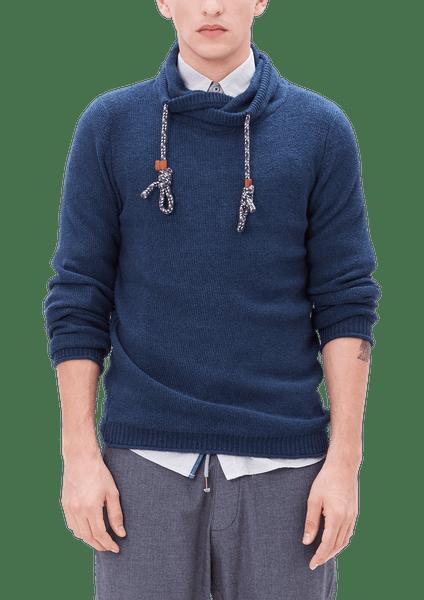 s.Oliver pánský svetr L tmavě modrá