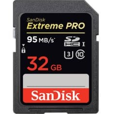 SanDisk karta pamięci SANDISK EXTREME PRO SDHC 32 GB(SDSDXXG-032G-GN4IN)