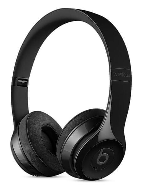 Beats solo3 Wireless, Leskle Černá mnen2ee/A