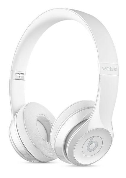 Beats Solo3 Wireless, leskle bílá (MNEP2EE/A)
