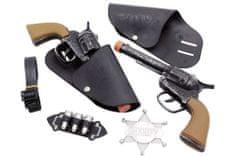 Unikatoy set kavboj pištol - mali