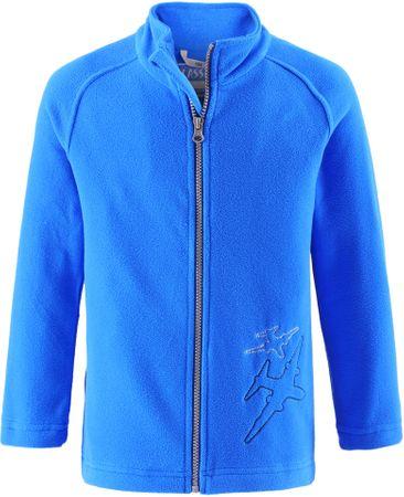 Lassie Dziecięca bluza polarowa Fleece Jacket Blue 110