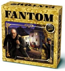 Bonaparte Fantom - Golden edition