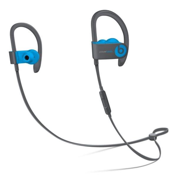 Beats Powerbeats3 Wireless, bleskově modrá (MNLX2ZM/A)