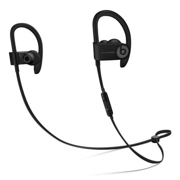 Beats powerbeats3 Wireless, Černá Ml8V2Zm/A