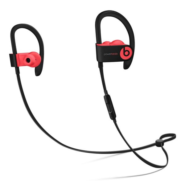 Beats Powerbeats3 Wireless, křiklavě červená (MNLY2ZM/A)