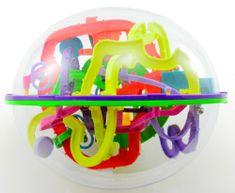 Teddies Hlavolam Bludisko ovál 3D plast 20cm