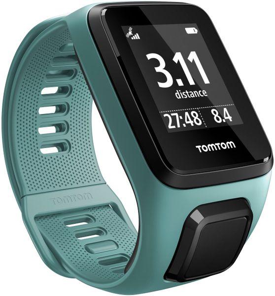 """TomTom Spark 3 Cardio GPS, aqua, """"S"""""""