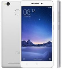 Xiaomi Redmi 3S, 3GB/32GB, stříbrný