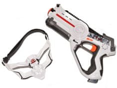 Wiky Territory laser game - Single set