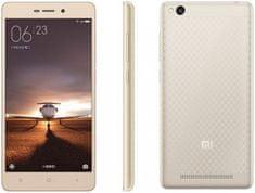 Xiaomi Redmi 3S, 3GB/32GB, zlatý