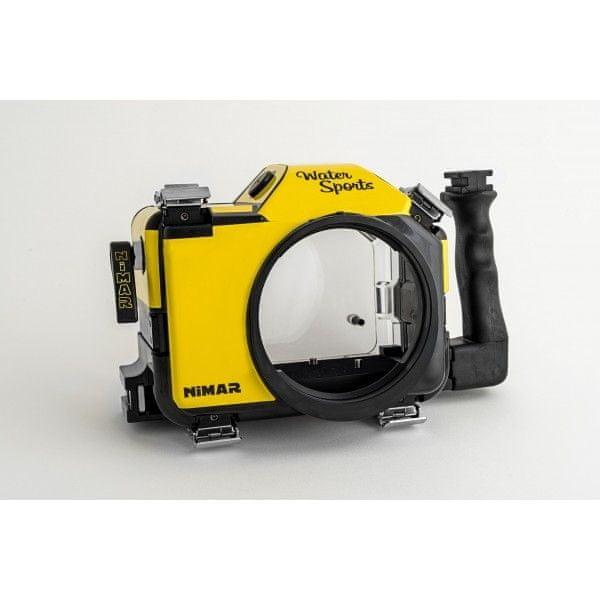 NIMAR Pouzdro podvodní pro Nikon D7100/D7200, bez portu, NIMAR