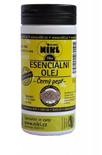 Nikl esenciální olej Máta 10 ml
