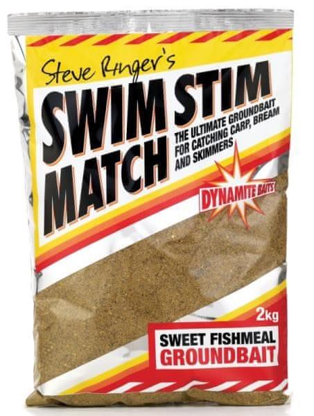 Dynamite Baits vnadící směs groundbait swimstim match 2 kg