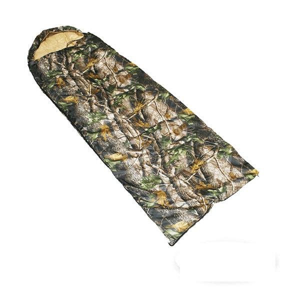 Ngt Spací Pytel Camo Sleeping Bag