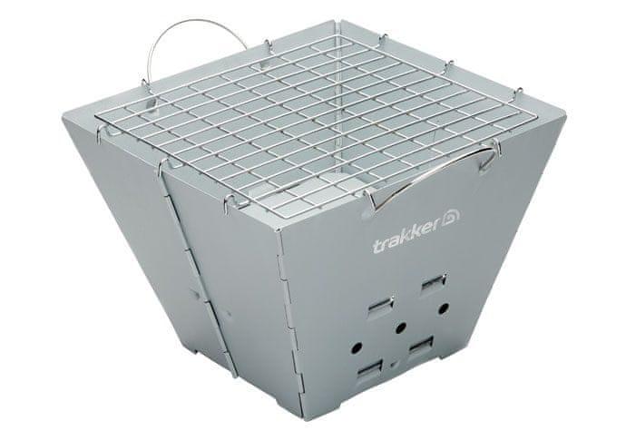 Trakker Praktický gril - Armolife Compact BBQ