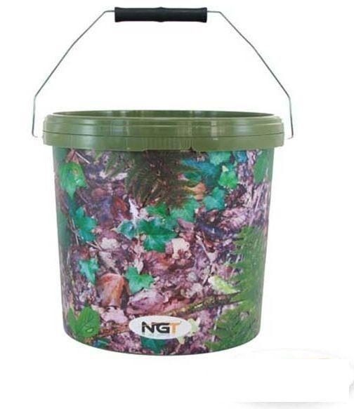 Ngt Kbelík Camo Bucket 15 l