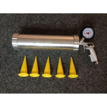 Nikl Výtlačná pistole na boilie těsta vzduchová 1,8 kg