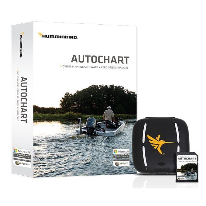 Humminbird HUM Autochart PC Software