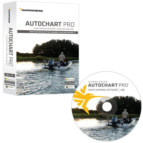 Humminbird HUM Autochart Pro PC Software