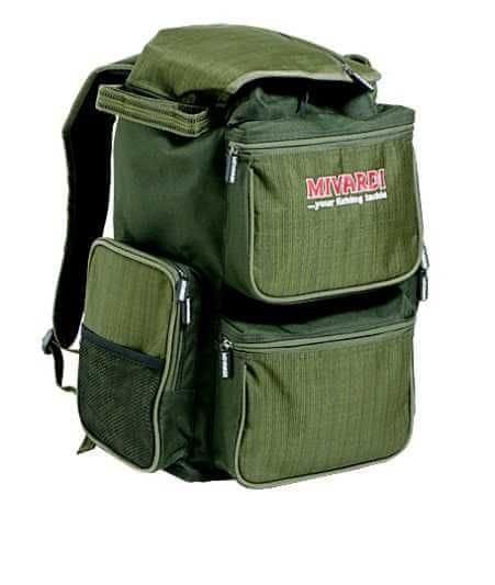 MIVARDI batoh Easy Bag Green - objem 50litrů