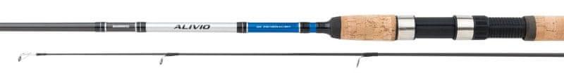 Shimano Prut Alivio DX Spinning 2,4 m 7-21 g