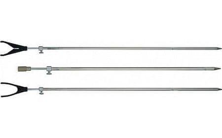 MIVARDI Vidlička hliníková s hrotom 125 cm - závit