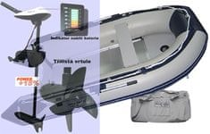 Zico - Akční Set- Rybářský člun BL290 + el.motor Turbo LX 40