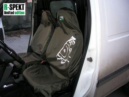 R-SPEKT Ochranné autopoťahy pre dodávky 1 + 1