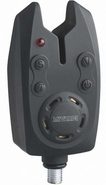 MIVARDI Signalizátor M1100 Žlutá, 9 V