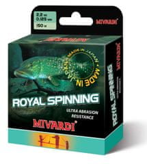 MIVARDI Vlasec  Royal Spinn Grey 200 m