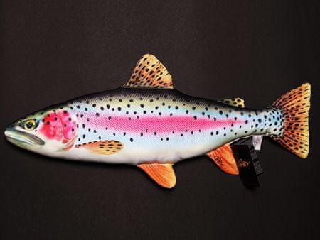 Gaby Plyšová ryba Pstruh Duhový