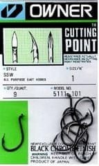 Owner háček s očkem + cutting point  5111