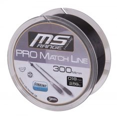 Saenger Vlasec MS Range Pro Match Line 300 m