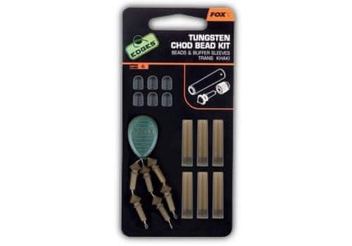 Fox set na výrobu montáží Tungsten Chod Bead Kit Standard