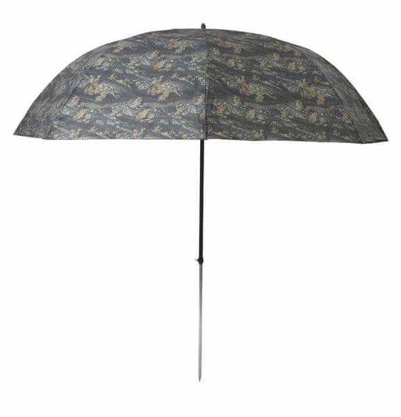 MIVARDI Deštník Camou PVC 2,5m