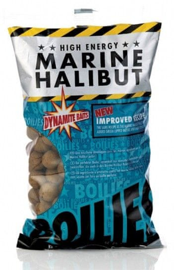 Dynamite Baits Boilies Marine Halibut Range 1 kg, 15 mm