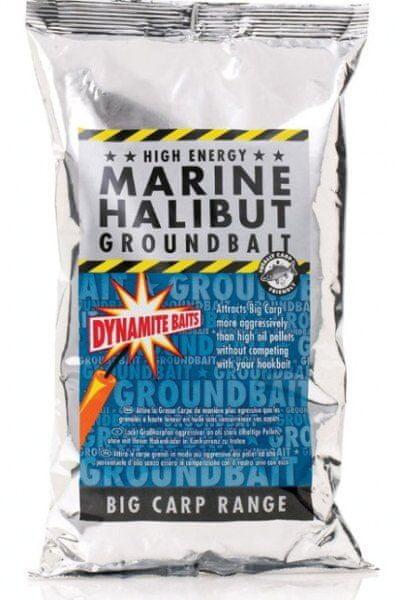Dynamite Baits krmítková směs marine 1 kg marine halibut