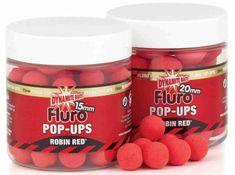 Dynamite Baits boilies pop-ups fluro 20 mm