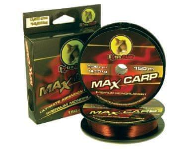 Extra Carp Vlasec Max Carp Brown 150 m 0,28 mm, 10,85 kg