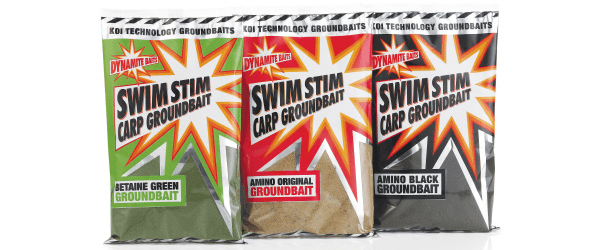 Dynamite Baits groundbait swimstim 900 g Red Krill